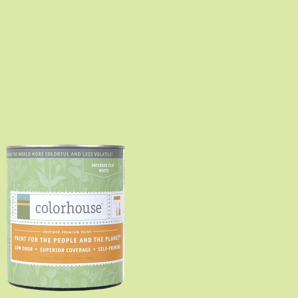 1 qt. Sprout .05 Flat Interior Paint