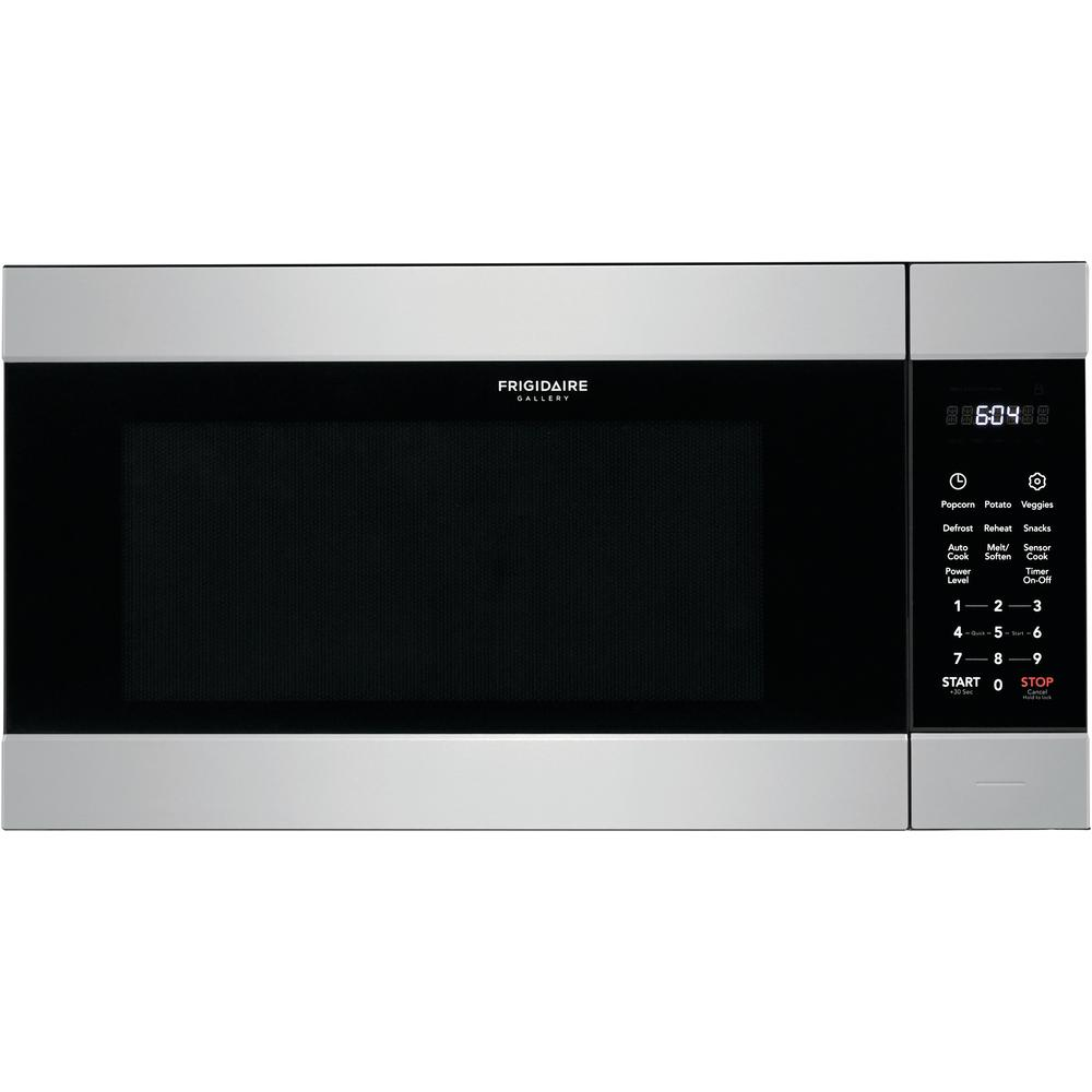 Built In Microwave Stainless Steel
