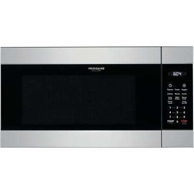 2.2 cu. ft. Built-In Microwave in Stainless Steel