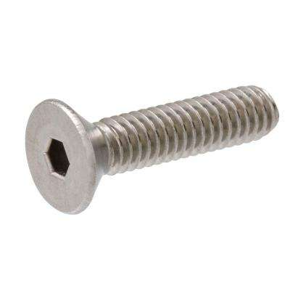 5/16 in. x 1-1/4 in. Internal Hex Flat-Head Cap Screw