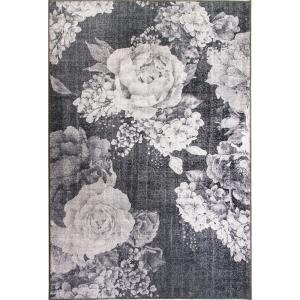 Dynamic Rugs Aura Grey 5 ft. 3 inch x 7 ft. 7 inch Indoor Area Rug by Dynamic Rugs