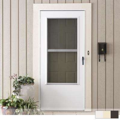 200 Series 3/4 View Triple-Track Storm Door