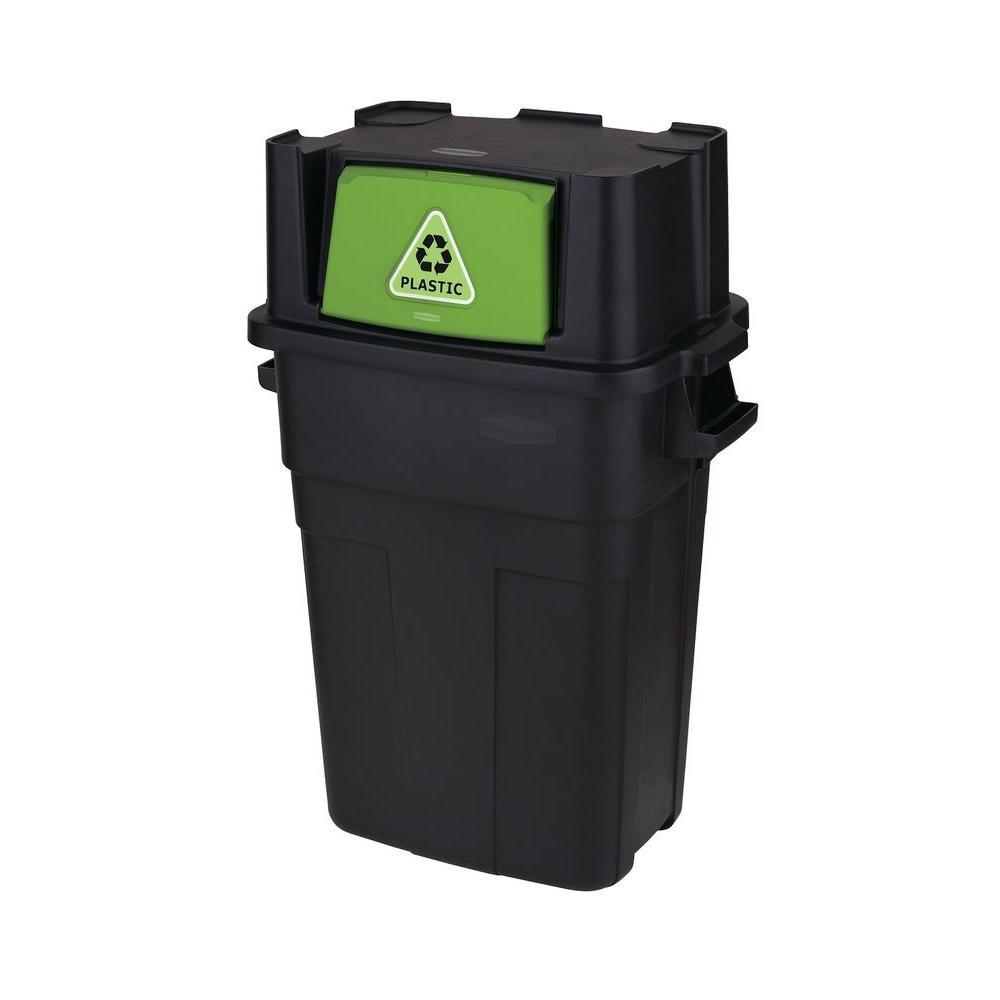 36.5 Gal. Stackable Indoor Recycling Bin