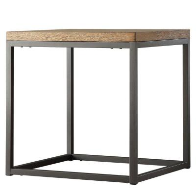 Touchard Brown End Table
