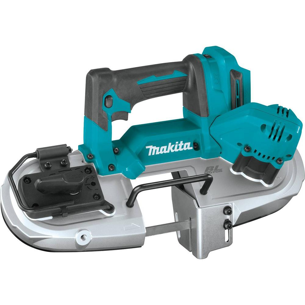 Makita 18-Volt LXT Lithium-Ion Compact Brushless Cordless Band Saw (Tool Only)