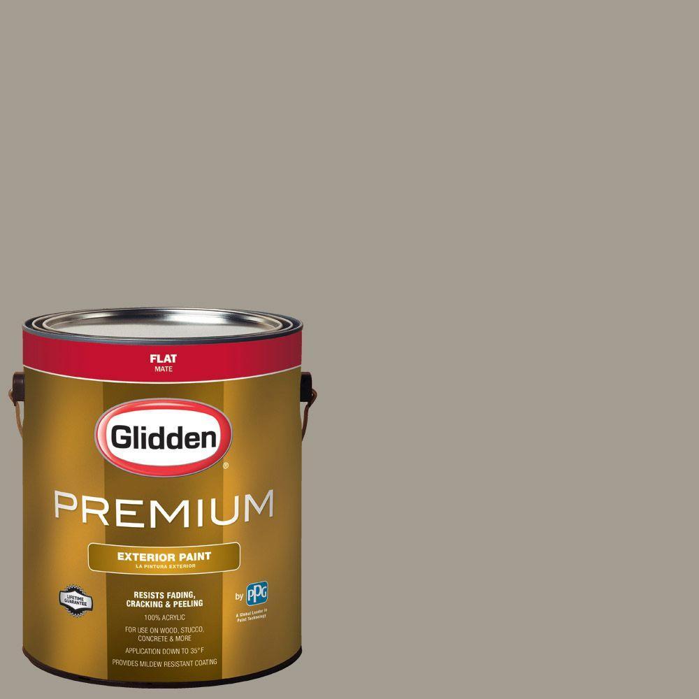 Flat latex milk paint
