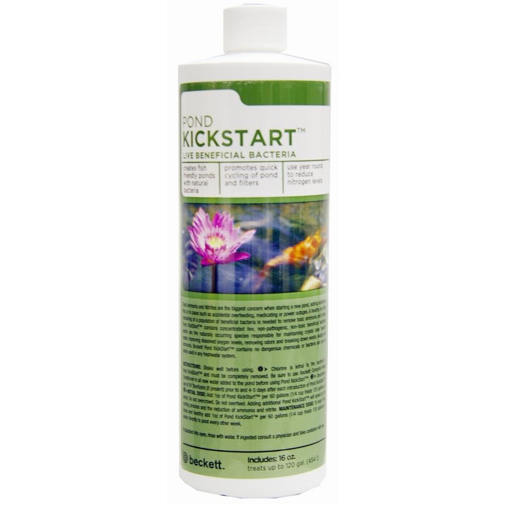 Pond Kickstart 16 oz. Live Beneficial Bacteria