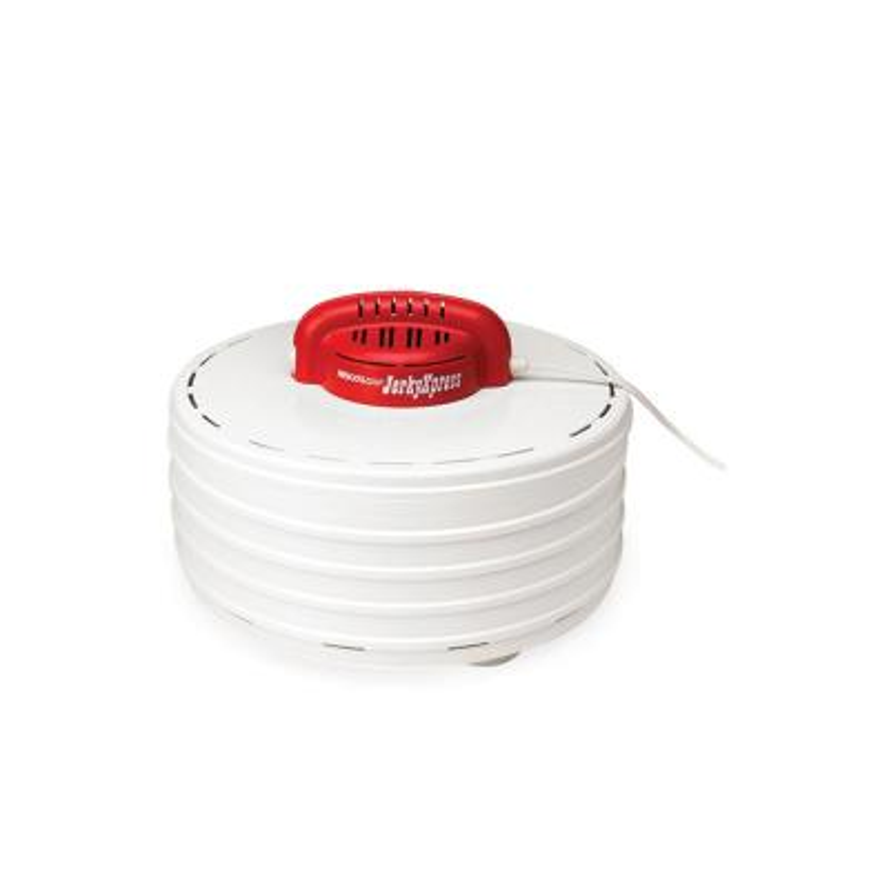 Jerky Xpress 4-Tray White Food Dehydrator