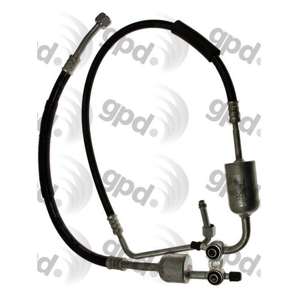 GPD A//C Refrigerant Discharge Hose 4812093