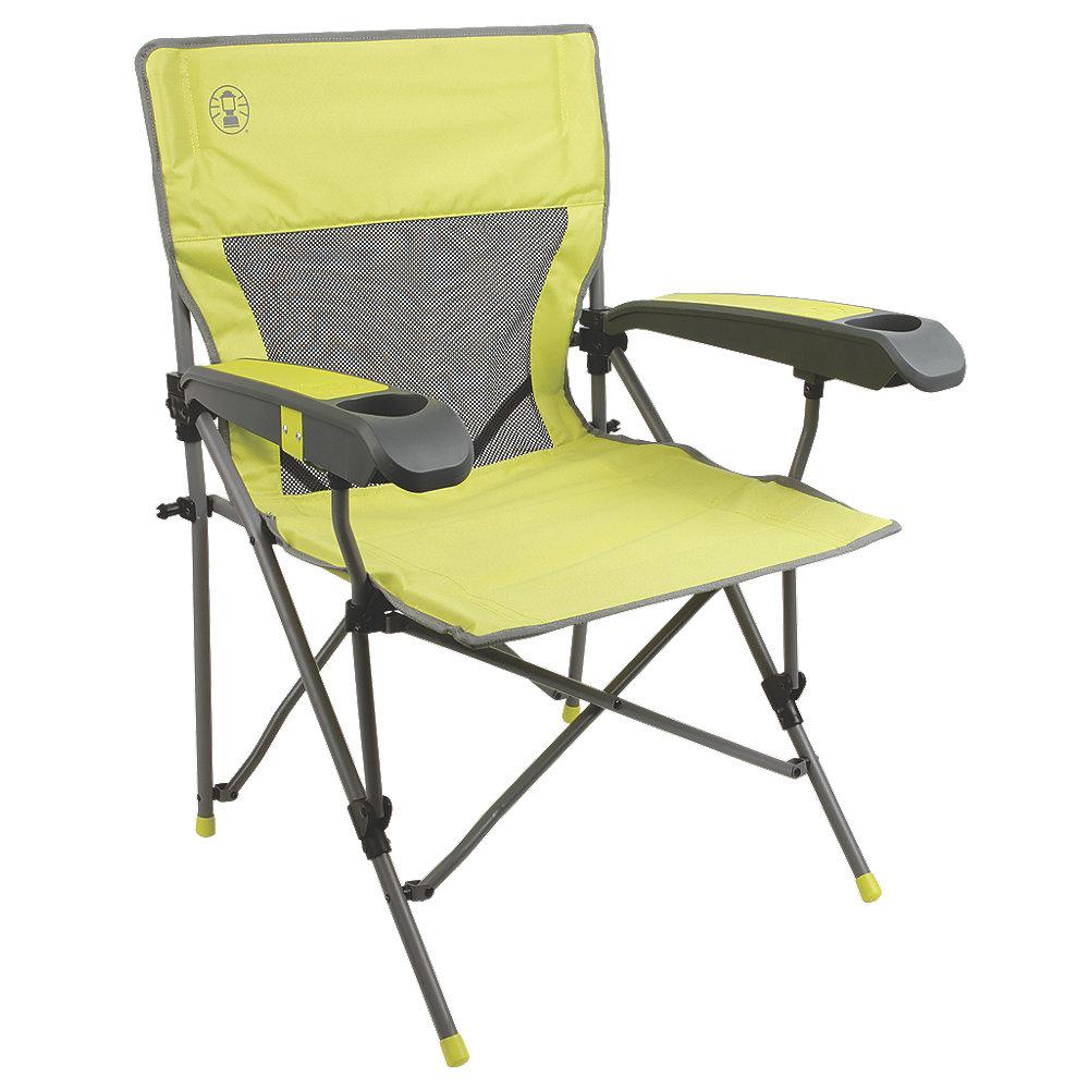 Coleman Vertex Plus Hard Arm Chair