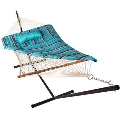 Island Retreat Hammock Pillow and Pad Set