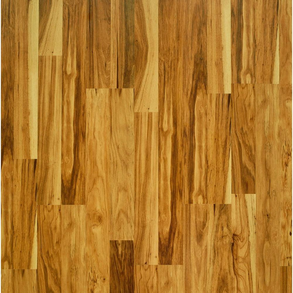 Pergo Presto Young Pecan 8 mm Thick x 7-5/8 in. Wide x 47-5/8 in. Length Laminate Flooring (605.1 sq. ft. / pallet)