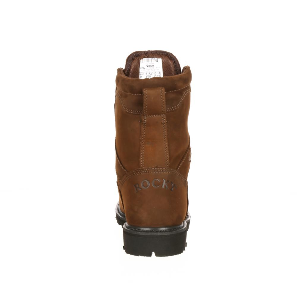 Rocky Mens Ranger Steel Toe Insulated GORE-TEX Boots FQ0006223