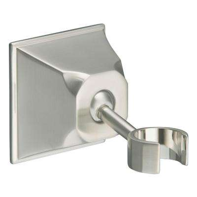 Memoirs Adjustable Wall-Mount Bracket in Vibrant Brushed Nickel