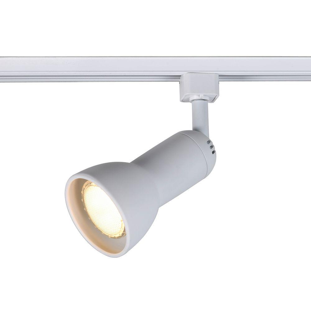 Commercial electric 1 light white r20par20 medium linear track commercial electric 1 light white r20par20 medium linear track lighting step head aloadofball Image collections