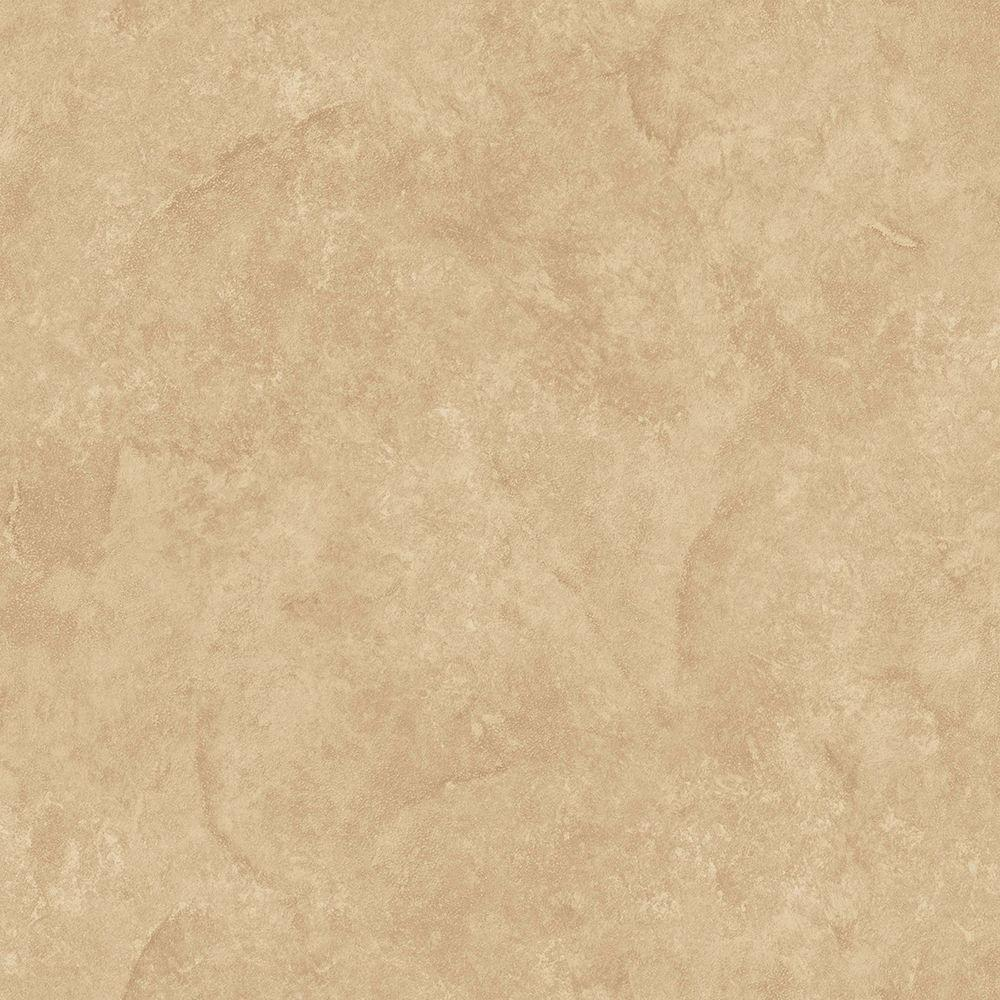 Chesapeake Gabriel Beige Marble Glaze Wallpaper Man10081