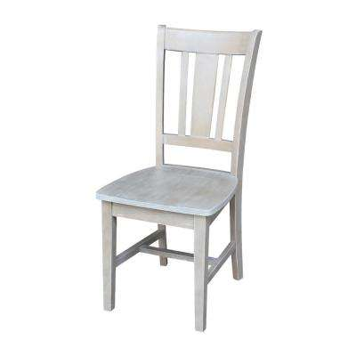 San Remo Weathered Gray Dining Chair