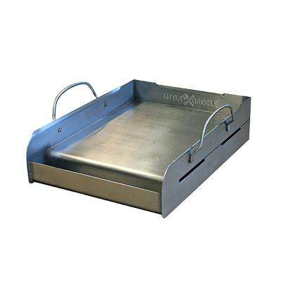 Professional Series 14 in. Stainless Steel BBQ Griddle