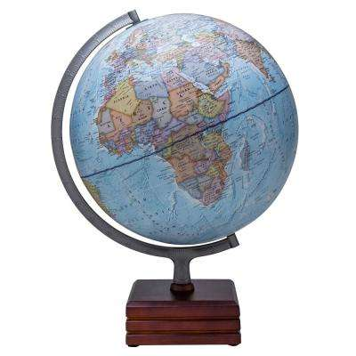 Aviator 12 in. Desktop Globe