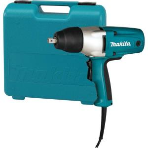 Makita 3.5 Amp 1/2 inch Corded Impact Wrench with Tool Case by Makita