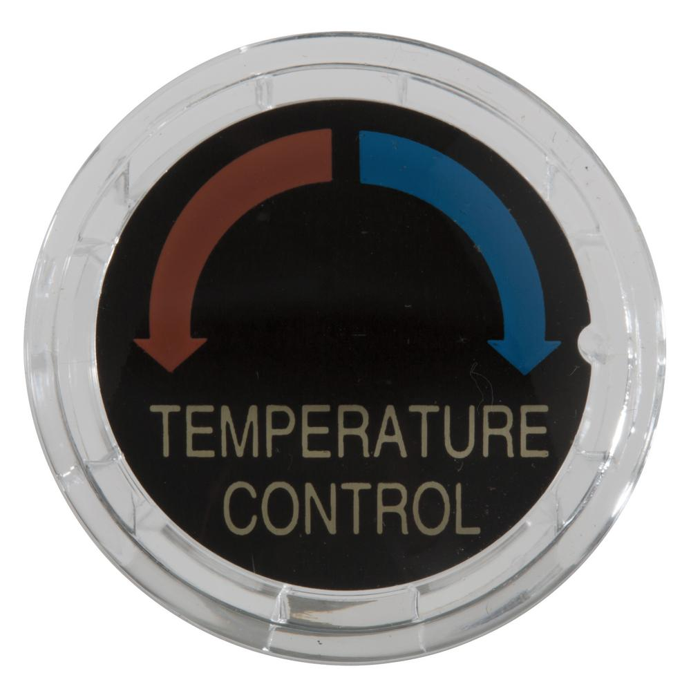 Delta Button Cover For Monitor Pressure Balance Tub And