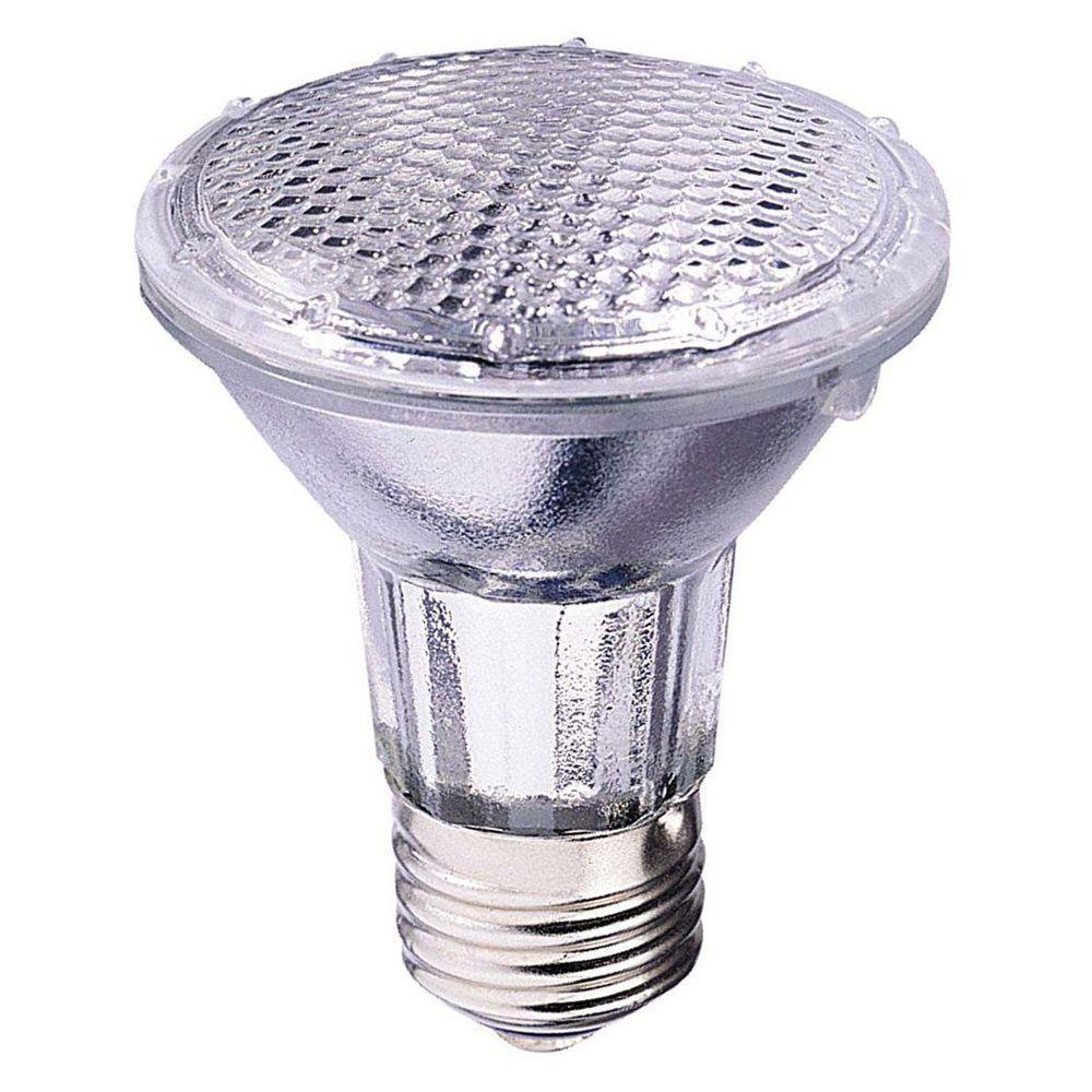 39-Watt Halogen PAR20 Flood Light Bulb
