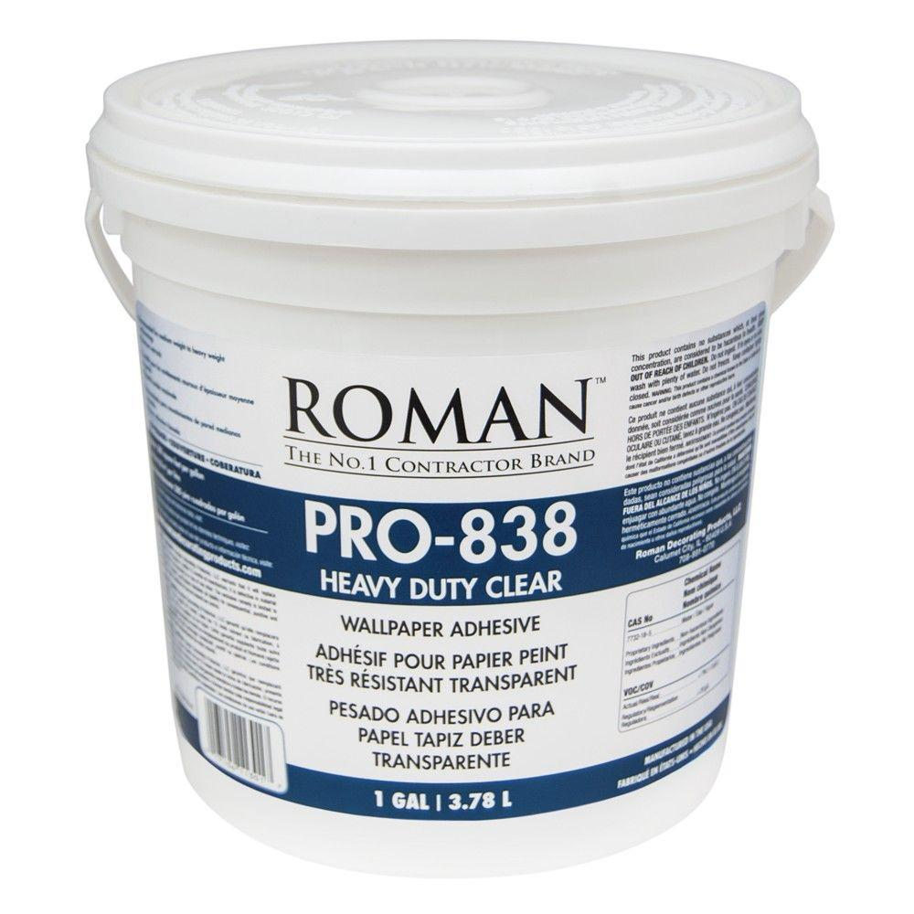 017104113017 upc removers roman adhesives fillers pro for Wallpaper primer home depot