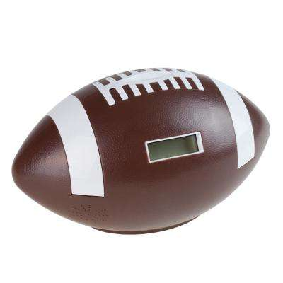 Football Coin Counting Bank