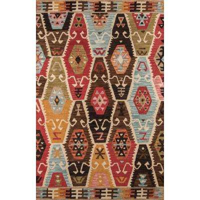Tangier Multi 5 ft. x 8 ft. Indoor Area Rug