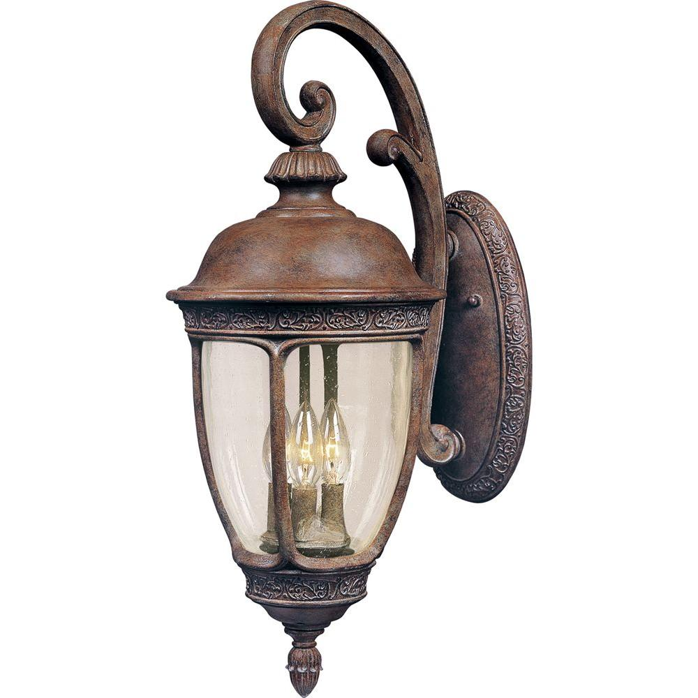 Knob Hill VX-Outdoor Wall Lantern Sconce