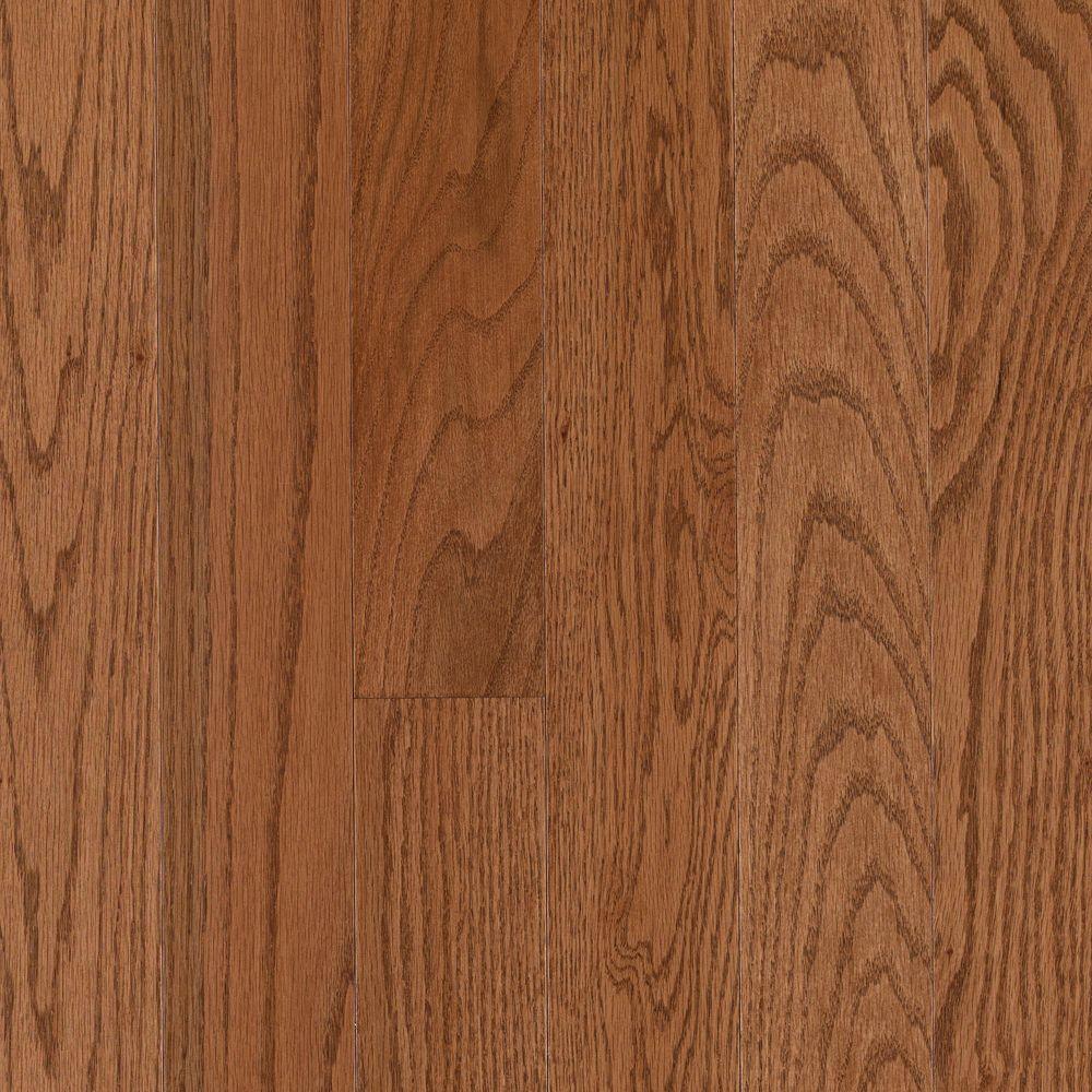Take Home Sample - Oak Winchester Click Hardwood Flooring - 5 in. x 7 in.