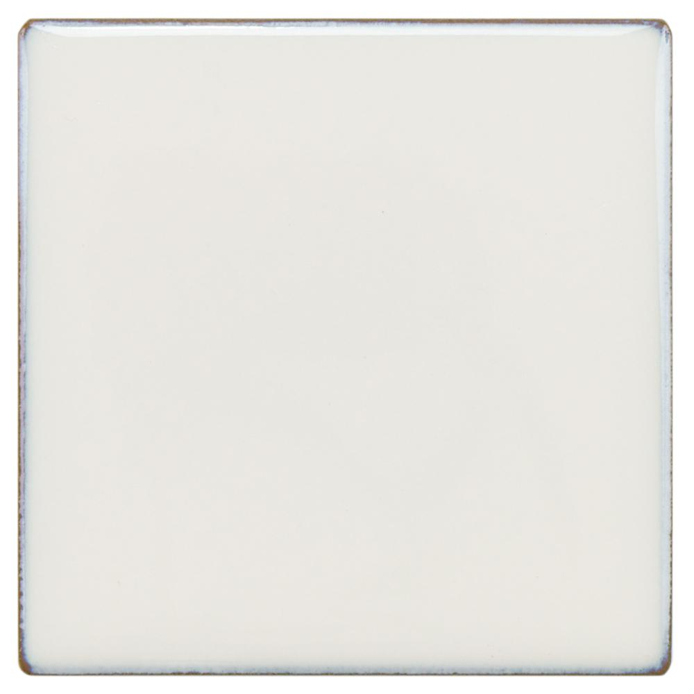 Merola Tile Essence Ivory White 4 In X Porcelain