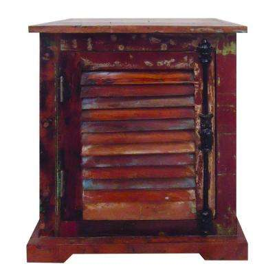 24 in. x 14 in. Accent Cabinet in Wood