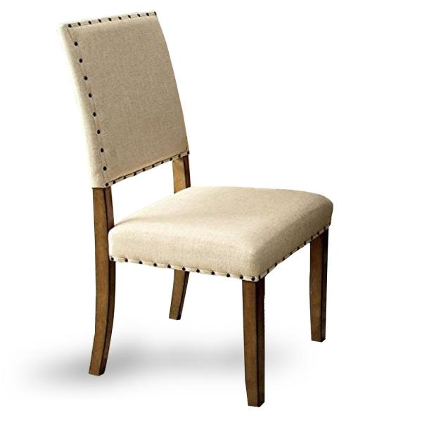 Melston I in Natural Tone Side Chair