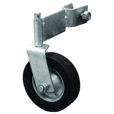 Galvanized Swivel Gate Wheel