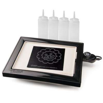 Electric Griddle Pancake Art Kit