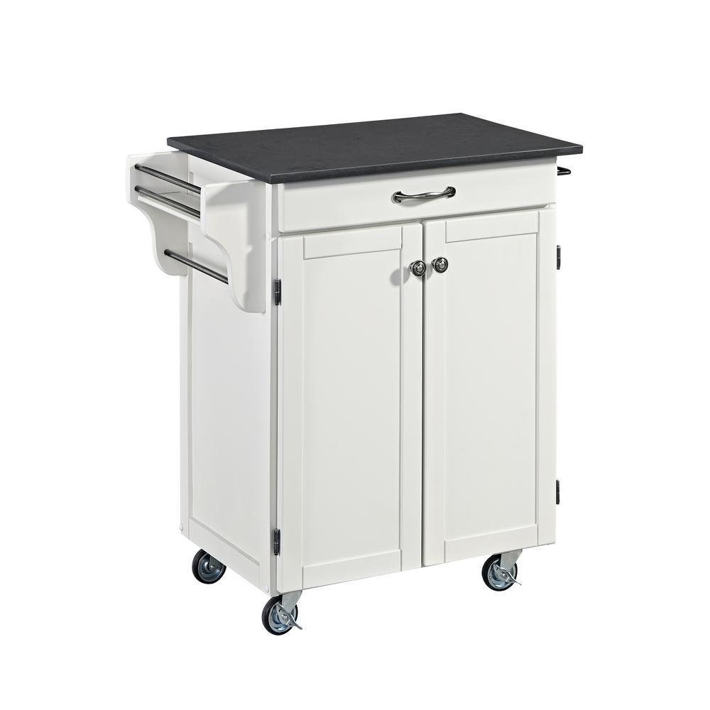internet home styles cuisine cart black kitchen