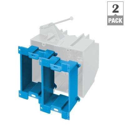 Multi-Gang Non-Metallic Box Extender (2-Pack)