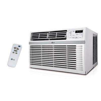 18,000 BTU 230/208-Volt Window Air Conditioner with Remote and ENERGY STAR