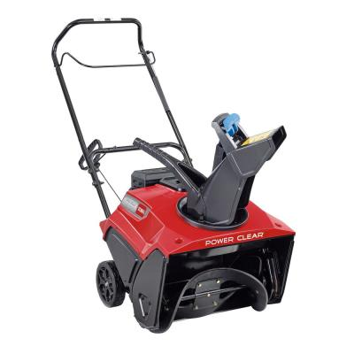 Power Clear 721 R-C 21 in. 212 cc Commercial Single-Stage Self Propelled Gas Snow Blower
