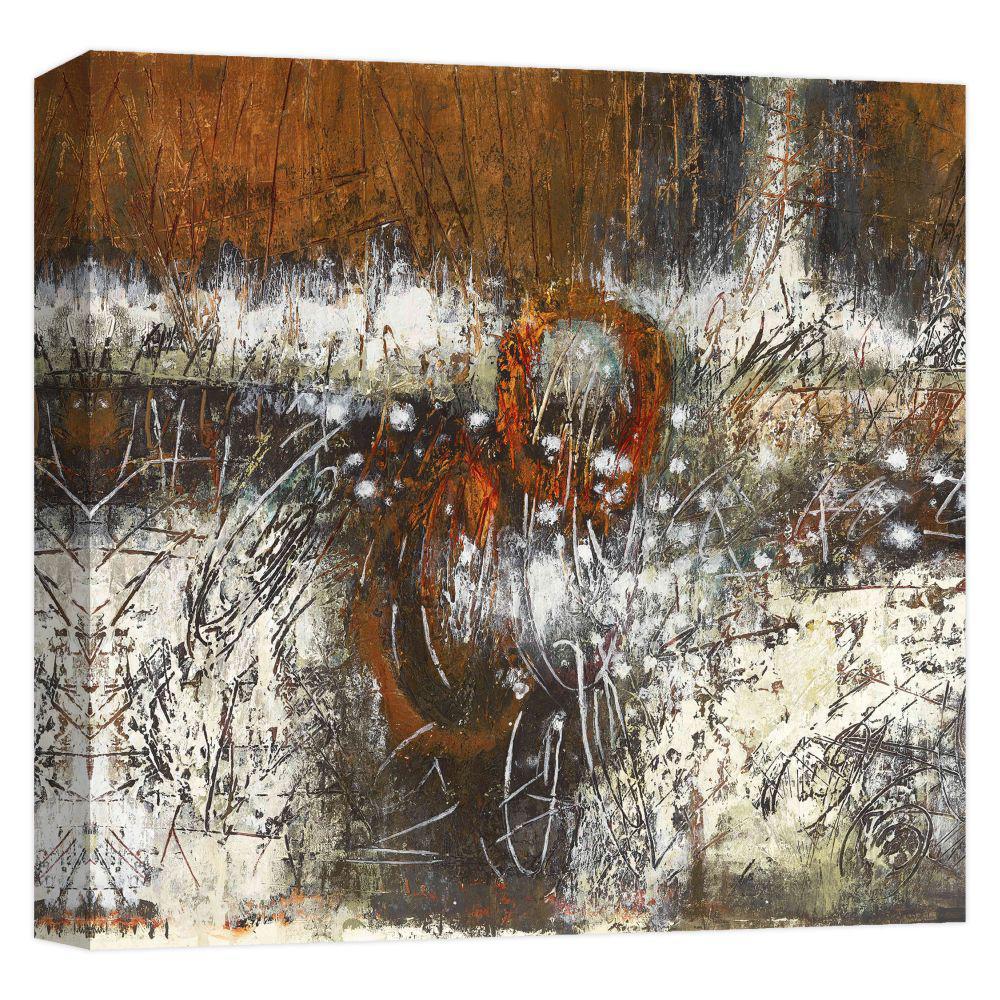 15.inx15.in ''Urban Life 3'' Printed Canvas Wall Art