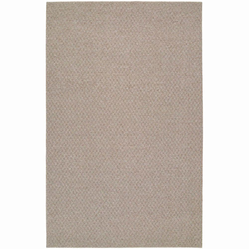 Garland Rug Town Square Pecan 5 ft. x 7 ft. Area Rug