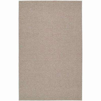 Town Square Pecan 5 ft. x 7 ft. Area Rug