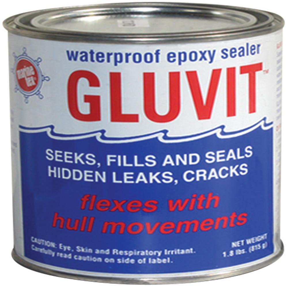 Marine-Tex 2 lbs  Gluvit Waterproof Epoxy Sealer