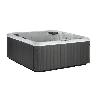 Estrella 7 Person 42-Jet 230-Volt Acrylic Hot Tub with Open Seating