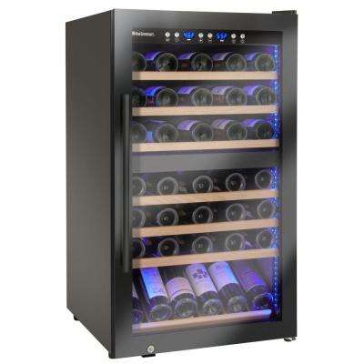Classic 23.5 in. W 70-Bottle Dual Zone Wine Cellar
