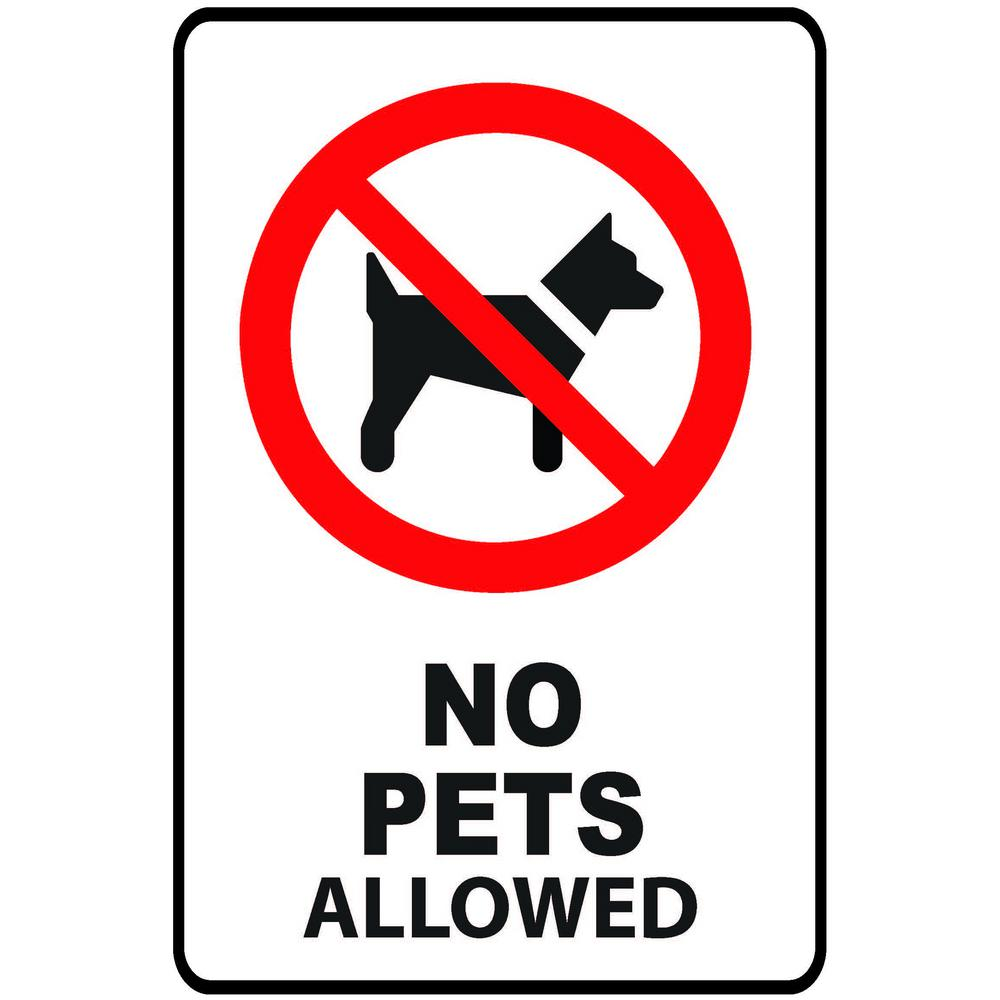 Gutsy image pertaining to no pets allowed except service animals sign printable