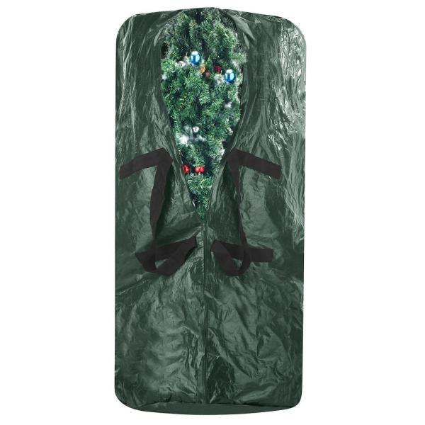 Elf Stor Premium Christmas Bag Green Extra Large for up to 9 Foot Tree Storage