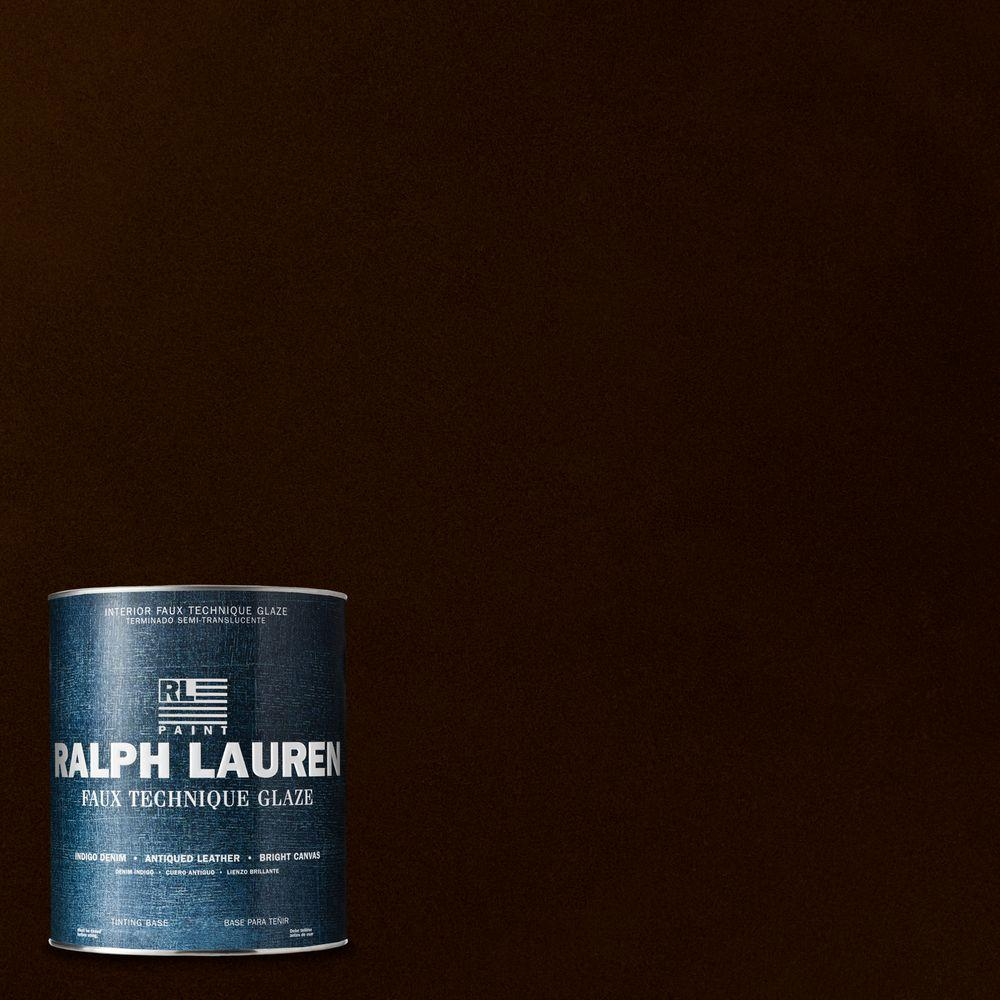 Ralph Lauren 1-qt. Windsor Red Antique Leather Specialty Finish Interior Paint