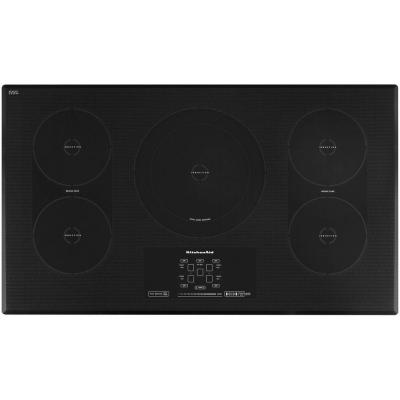 Kitchenaid Architect Series Ii 36 In Smooth Surface Induction